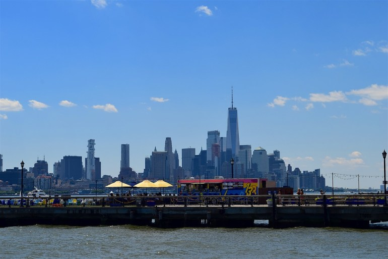 Port, Harbor, Nyc, River, Hudson, Water, Manhattan, New