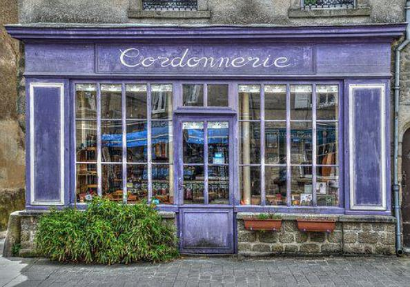 Shoe Repair, Shop, Store, Guérande