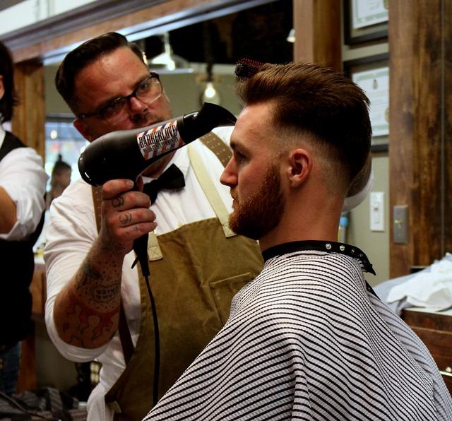 Free Photo Barber Hair Dryer Hair Salon Free Image