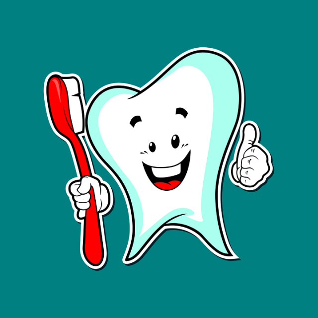 Diş Bakımı, Diş, Maskot, Dişler, Diş Fırçası, Temiz