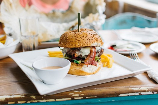 Burger, Cibo, Formaggio, Verdure, A Base Di Carne, Ham