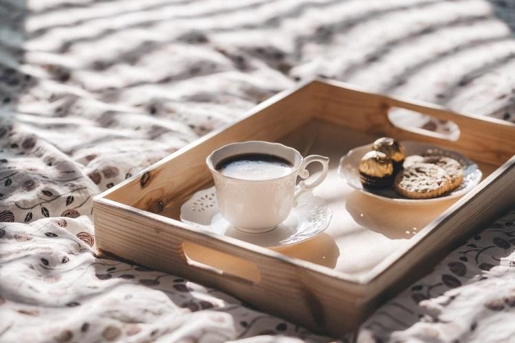 Coffee, Mug, Cookies, Breakfast, Biscuit, Morning
