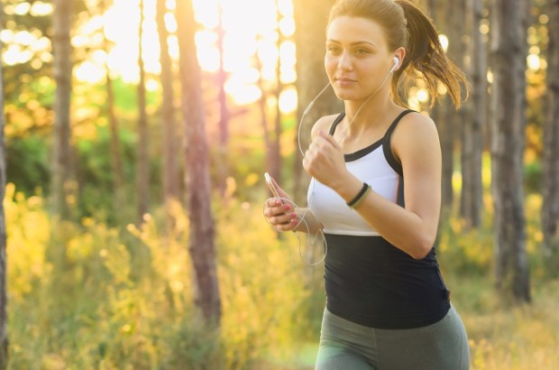 Exercise is the best way to keep yourself going
