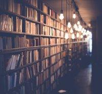 Bücher, Bibliothek, Zimmer, Schule