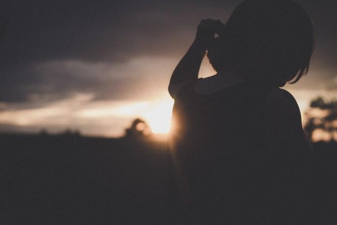 Ánh Sáng Mặt Trời, Tối, Hoàng Hôn, Bầu Trời