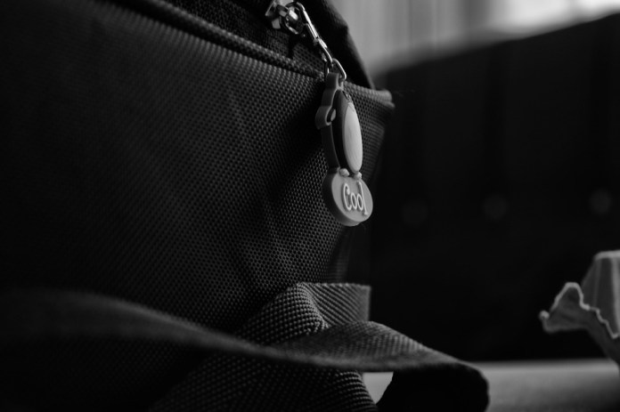 Bag, Zipper, Strap, Blur