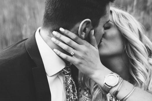 Sposa, Sposo, Ragazza, Donna, Guy, Uomo, Baciare