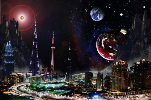 Fantasy Space Planets 183 Free photo on Pixabay