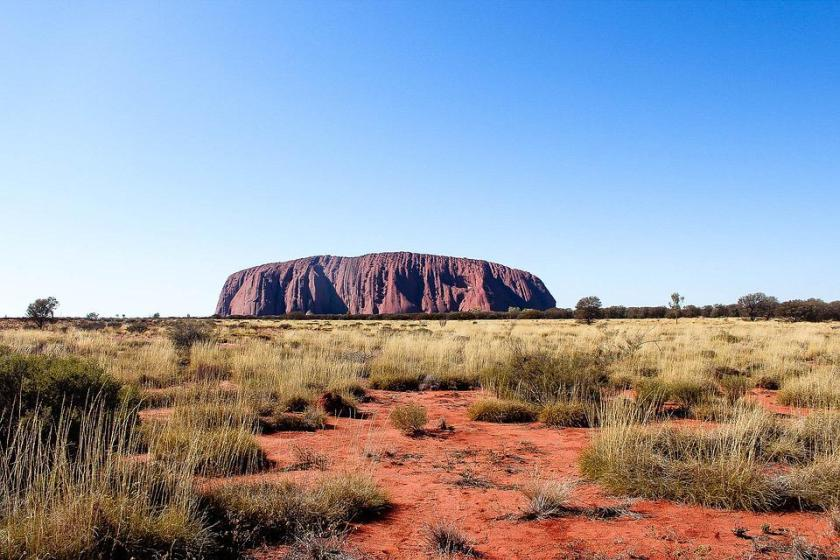 Uluru, Australia, Nature, Travel, Tourism, Desert