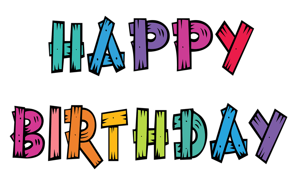 Birthday Text Wishes Free Image On Pixabay