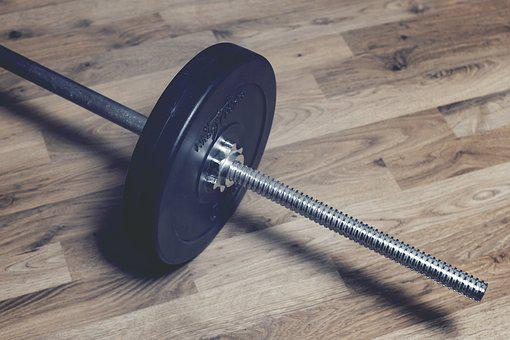 Weights, Fitness, Barbell, Dumbbells