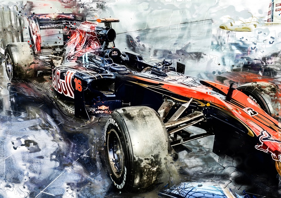 F1 Formula 1 Sports Car Free Photo On Pixabay