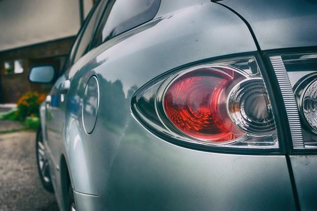 Auto, Detail, Mazda, Vozidlo, Doprava, Svetlo, Zblízka