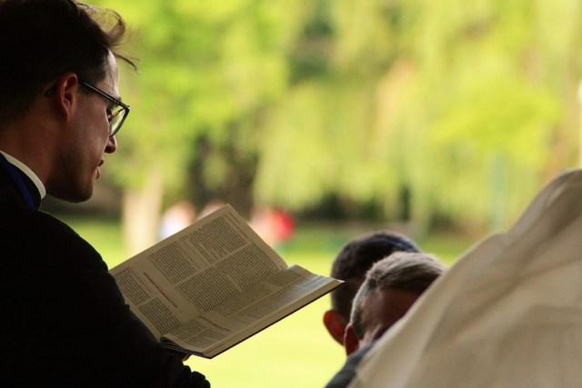 Priest, Pastor, Bible, Christianity, Preacher, Church