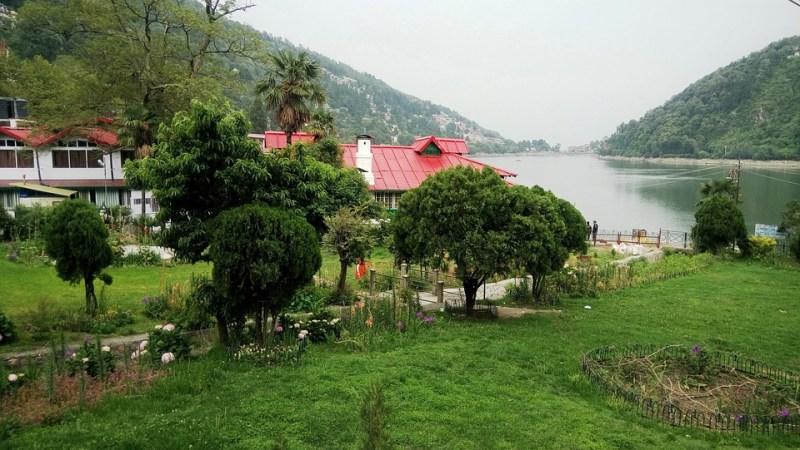 India, Nainital, Lake, Hill Station, Scene, Tourism