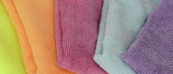 Micro-Fiber Cloth, Clean, Cleaning Rags, Make Clean