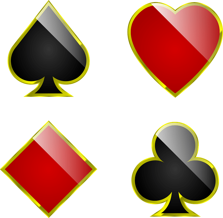 Suits Cards Playing Free Image On Pixabay