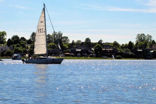 Ship, Boat, Water, Lake, Sea, Ocean, Summer, Sun, Sail