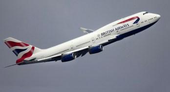 British Airways retires fleet due to passenger drop