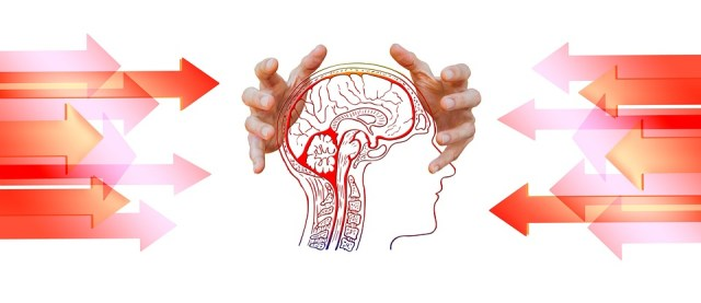 Bullying, Stress, Head, Brain, Think, Shame, Arrows