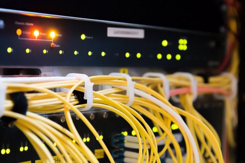 Ciberespaço, Dados, Fio, Eletrônica, Elétrica, Ethernet