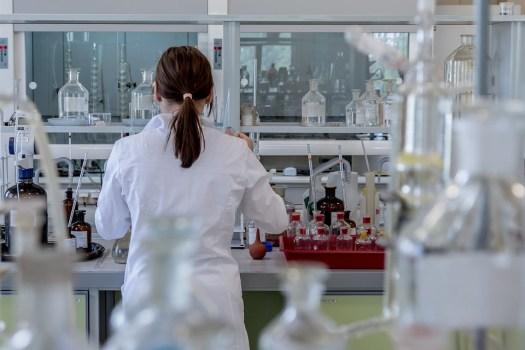 Laboratorio, Analisi, Chimica, Ricerca, Chimico