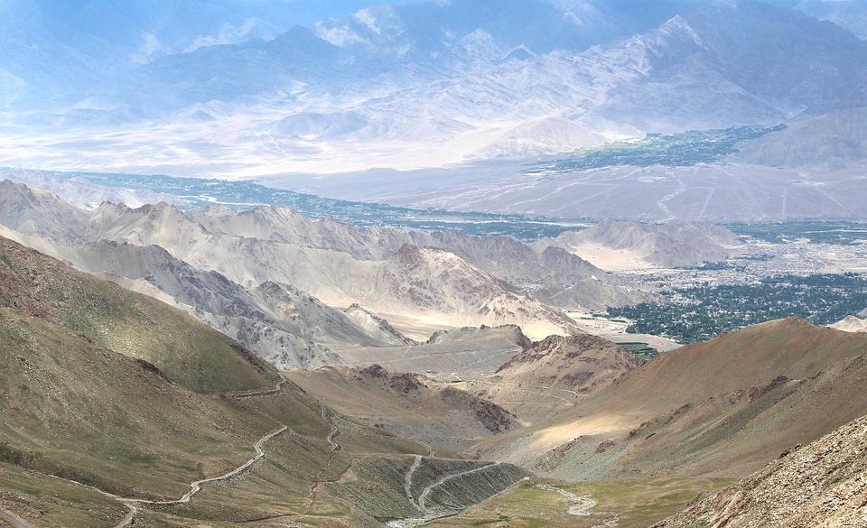 Lahaul Spiti, Leh, Ladakh, Mountains, River, Travel