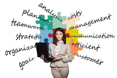 Femme D'Affaires, Affaires, Puzzle