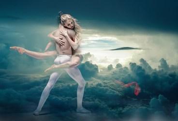 Dancers, Dreaming, Fantasy, Cloud, Ballet, Ballerina