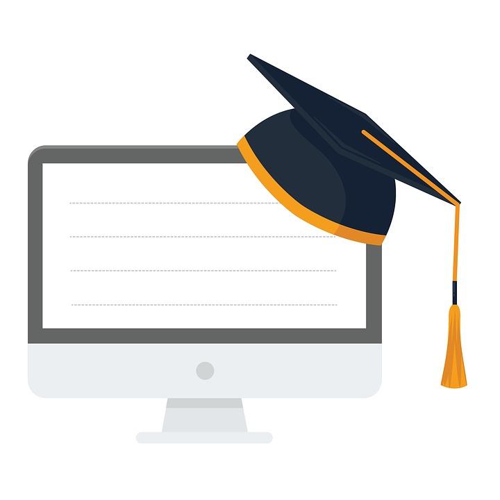The Computer Learning Graduation Free Image On Pixabay