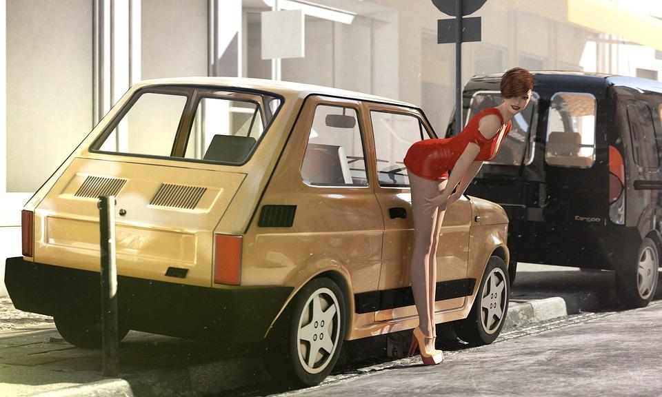 Polish Fiat 126P 3D Model Free Photo On Pixabay