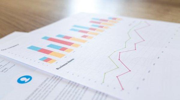 Financial, Analytics, Blur, Business