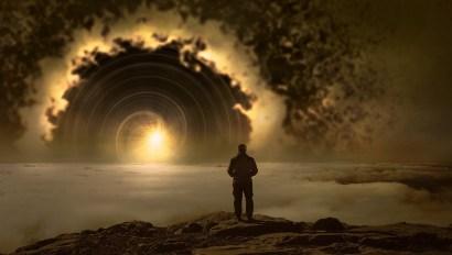 ファンタジー, 光, 気分, 空, 美しい, おとぎ話, 夢, 神秘的です, ファンタジーの絵, 作曲, 大気