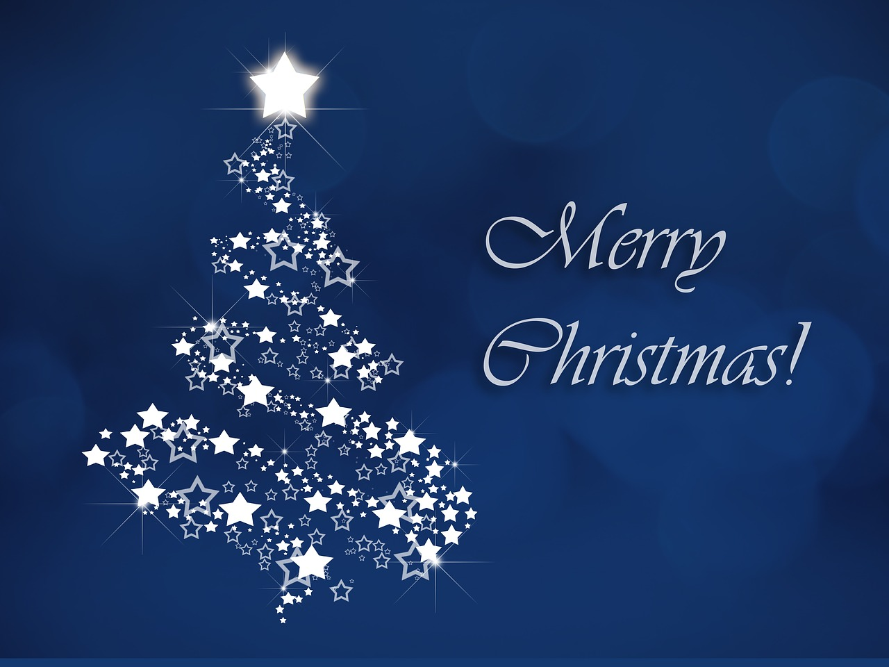 Christmas Card Merry - Free image on Pixabay