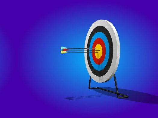 Arrow, Destinazione, Gamma, Bullseye, Sport, Obiettivo