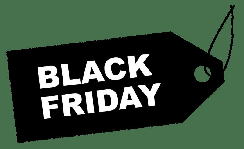 El Viernes Negro, Descuentos, Descuento, Etiqueta