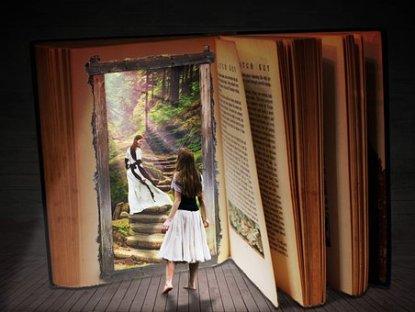 Book, Dream, Travel, Fantasy