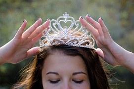 Free Vector Graphic Crown Princess Royalty Queen