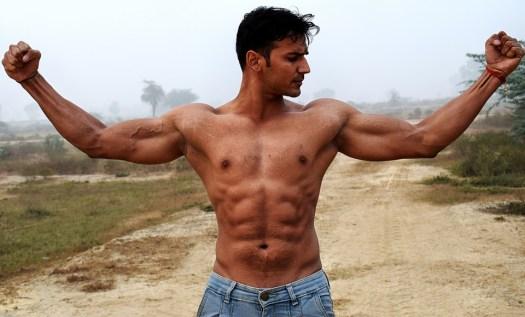 Bicipiti, Tricipiti, In Forma, Fitness, Muscolo, Corpo