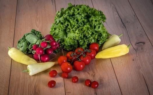 Verdure, Pomodori, Paprica, Insalata, Giardino, Verde