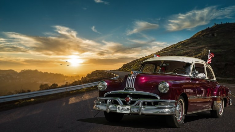 1972 ford cars » American Car Images      Pixabay      Download Free Pictures Road  Sunset  Mountain  Old Car