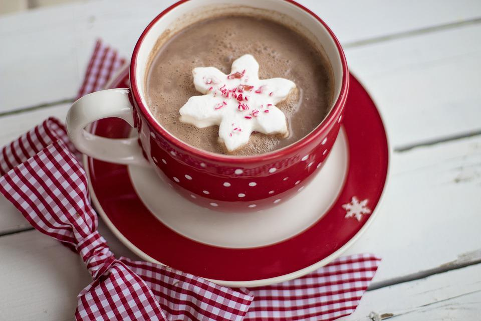 Hot Chocolate Cocoa Christmas Free Photo On Pixabay
