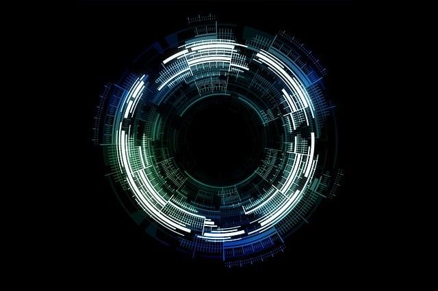 Tech Circle Technology 183 Free Image On Pixabay