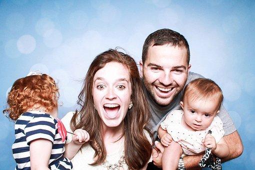 Family, Love, Child, Beautiful, Fun