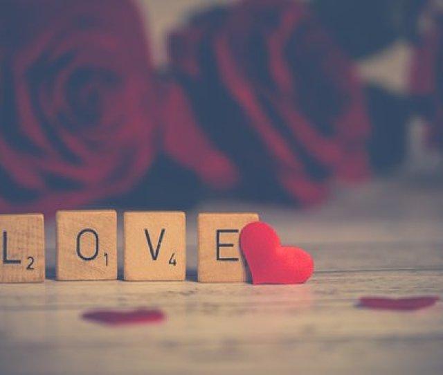 Love Valentine Heart In Love