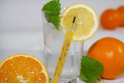 Frutta, Termometro, Vitamina C, Freddo