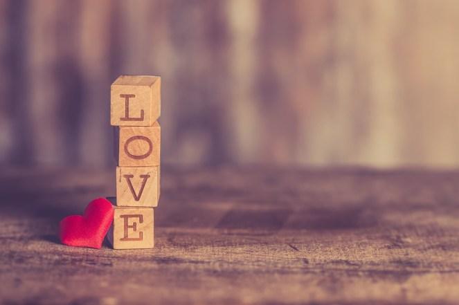 Amor, Dia dos namorados, Romântico, Coração, Vintage, Velho