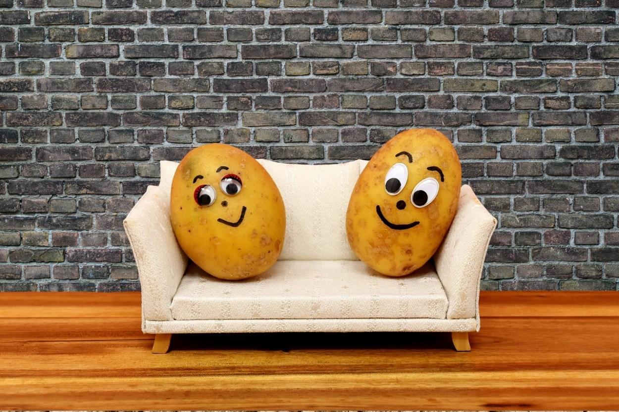 О картошке, совсем немножко 1
