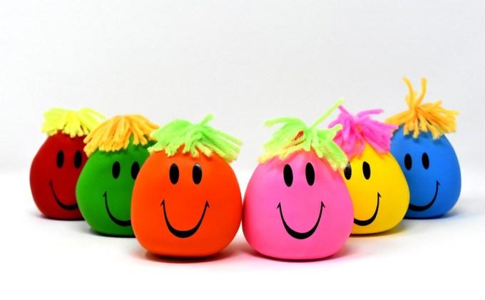 Anti-Stress Balls, Funny Troop