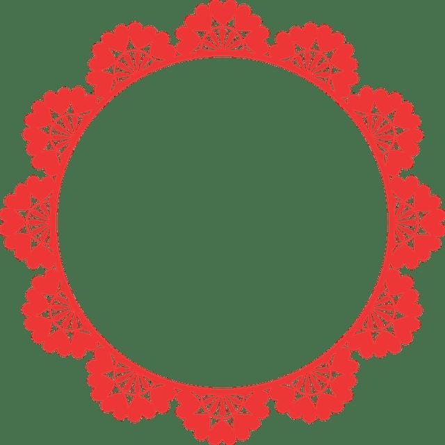 Frame Round Border Free Image On Pixabay